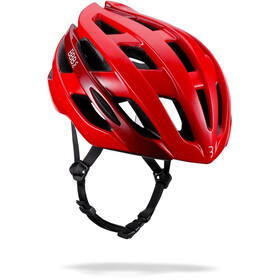 BBB Hawk Helmet glossy red